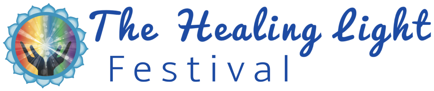 The Healing Light Festival logo
